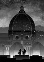 Firenze Midnight by sunsetagain