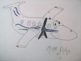 Mike Alpha by concordexlover