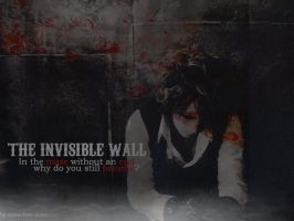 The invisible wall by nyanchan-desu
