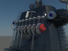 Robby the Robot 4 by RoyStanton