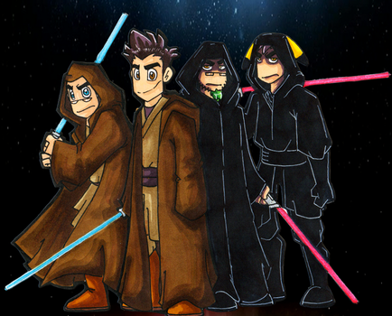 Star Wars thing by GrannyandStu