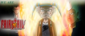 Fairy Tail Makarov WE ARE FAIRY TAIL by Mr123GOKU123