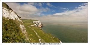 The White Cliffs of Dover by SnapperRod