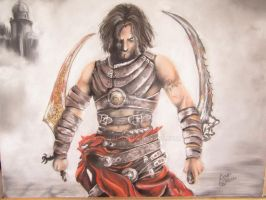 Prince Of Persia - Warrior Within by Aspi-Galou
