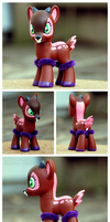 Custom Toy - Odocomon by xuza
