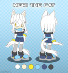 // Meri the Cat // by nakklesart