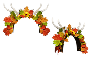 Headpiece 3 PNG Stock by Roy3D
