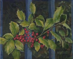 Winterberries by mbeckett