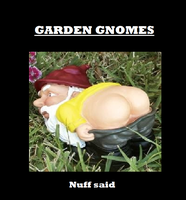 Garden Gnomes by crazy-old-man