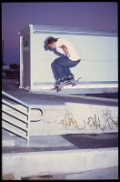 Anthony Trivelli - Nollie 180 by S0CA