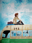 The Magic Bus. by ilcielocapovolto