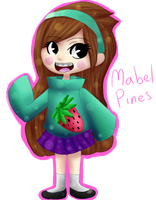 Mabel Pines by Terrimou
