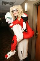 Harley Quinn and Joker: Giddy Up, Mistah' J by HarleyTheSirenxoxo