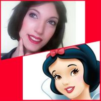 Snow white istant make up 2 by valentinachan