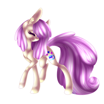 VanillaSwirl6 Trade (speed paint) by ImmaGoddamPony