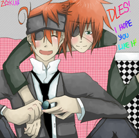 DGM - What's this Zoku by Zoku-chan