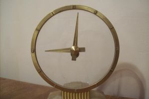 Clear Clock 1 by natureflowerstock
