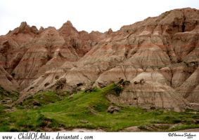 Badlands - 10 by ElaineSeleneStock