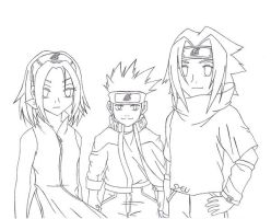 Naruto King-Inked by C-radS