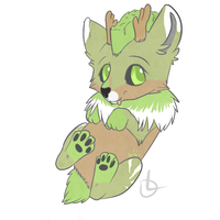Chibi zui by DrStitches