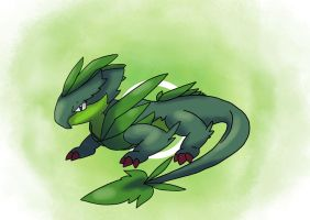 Grass Starter Final Evo by ShinyGazza