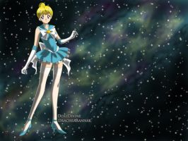 Sailor Princess Cinderella by missyalissy