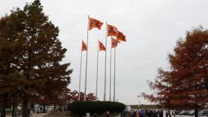 Fright Fest Flags by CollegeCADKid8908