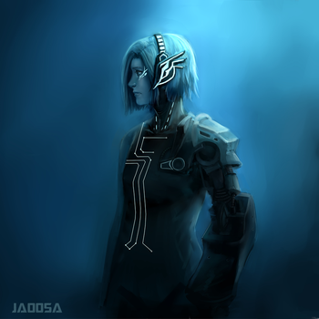 MORE ROBO-GIRLS by jaoosa
