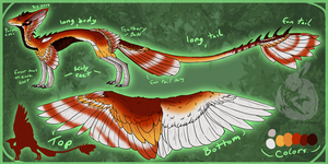 Dragon design for rose? Now he's mine XD by Jeep-The-Dragon