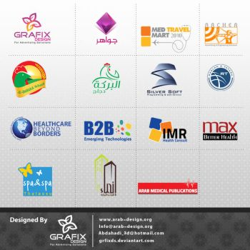 logos by grfixds