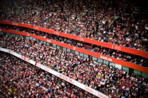 Arsenal vs Real Madrid by chris-beaumont