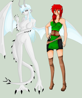 Collab - Fantasy Females by ShadowInkAdopts
