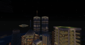 World Trade Center by DanqueDynasty