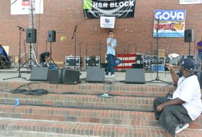 Puerto Rican/Latin Festival, Singing With Passion5 by Miss-Tbones