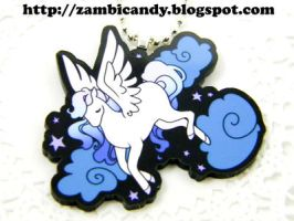 Night time sky pegasus by zambicandy