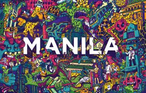 Doodle: INVADE MANILA by LeiMelendres