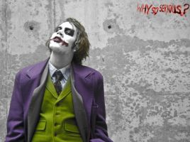 Why so serious? by spritepirate