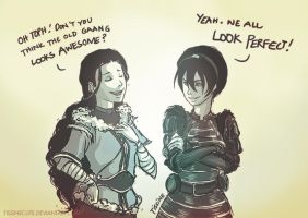 Toph, you have no idea... by tissine