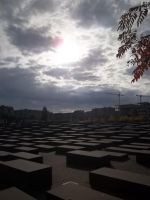 Holocaust Memorial Berlin by RatteMacchiato