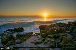 Wave-and-Sunshine-at-Coral-Cove-Beach-Park by CaptainKimo