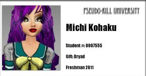 Michi ID by soaringmoose