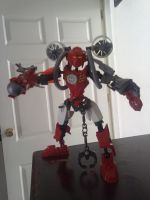 BIONICLE by AngelCARMINE