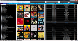 Foobar2000 vGraphicalBrowser by starterz