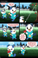 A Journey Begins: Page 6 by Fishlover