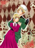 APH: Stay away from her by KimikoToudaiji