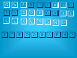 Typography Keyboard by PurgatoryDean