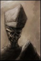 Holy Father by alienorb
