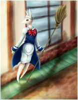 Maid by Day by JennyWheat