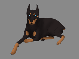 Anubis by Angleic
