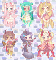 CUSTOM ADOPTS V by Lolisoup